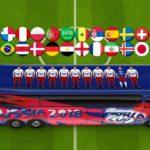 VM ryssland 2018